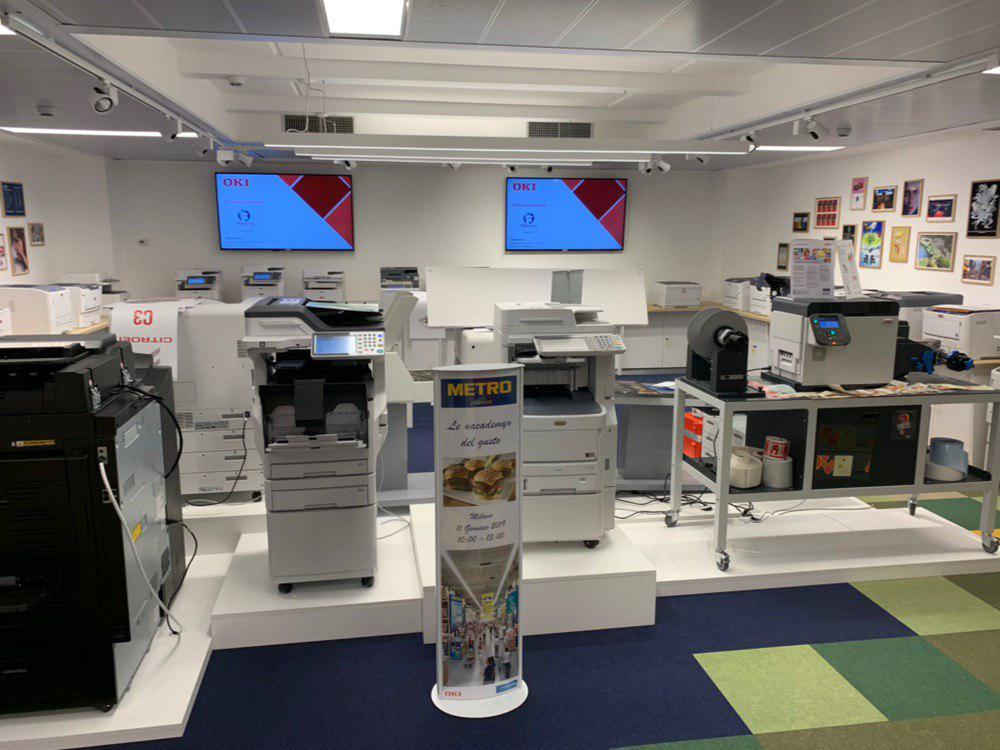 Stampa la tua immagine medica in HD color con le stampanti DICOM integrate di OKI